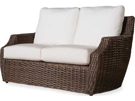 Lloyd Flanders Largo Wicker Loveseat