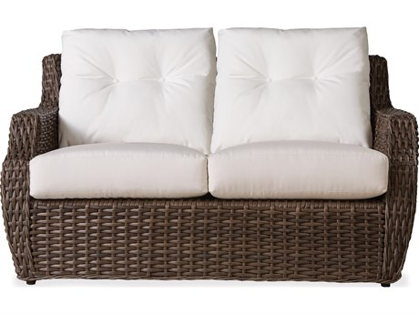 Lloyd Flanders Largo Wicker Loveseat PatioLiving