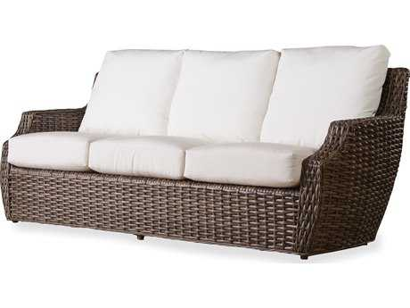 Lloyd Flanders Largo Wicker Sofa