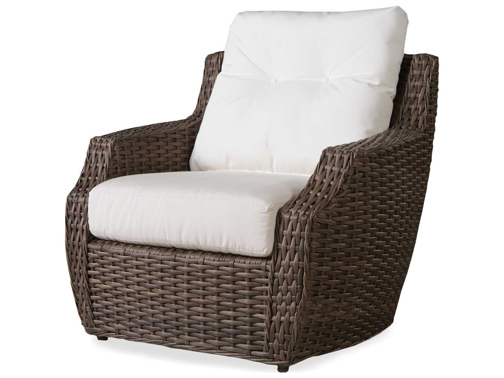lloyd flanders largo replacement lounge chair back cushion 241702. Black Bedroom Furniture Sets. Home Design Ideas