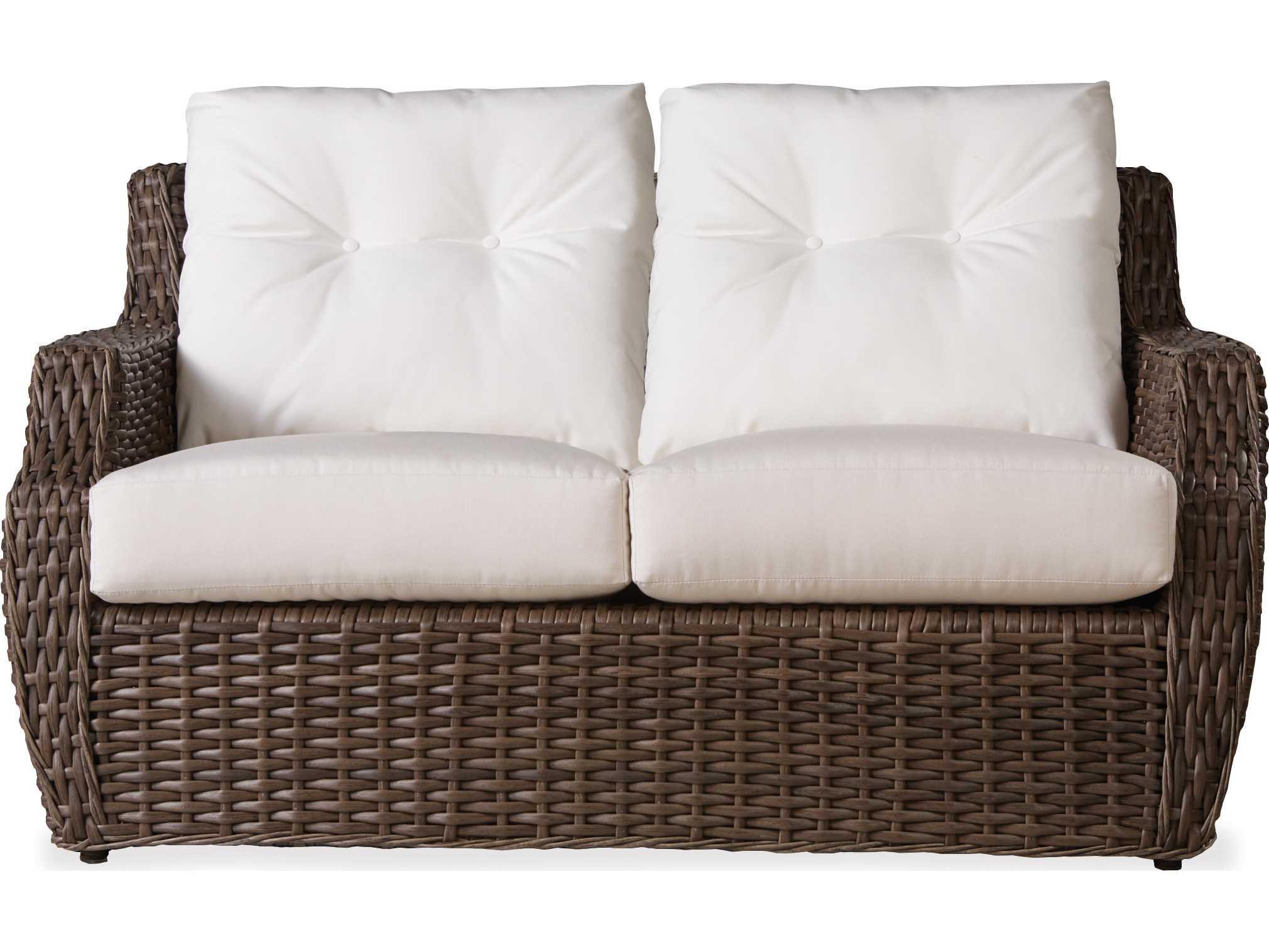 Lloyd Flanders Largo Replacement Loveseat Back Cushion 241750