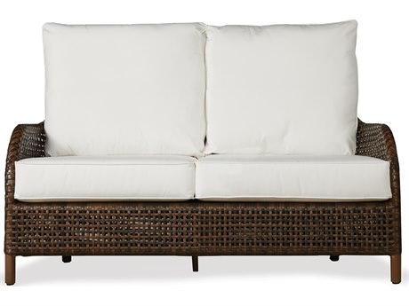 Lloyd Flanders Havana Wicker Loveseat
