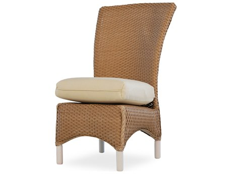 Lloyd Flanders Mandalay Wicker Side Dining Chair