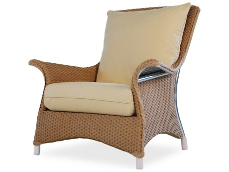 Lloyd Flanders Mandalay Wicker Lounge Chair LF27002