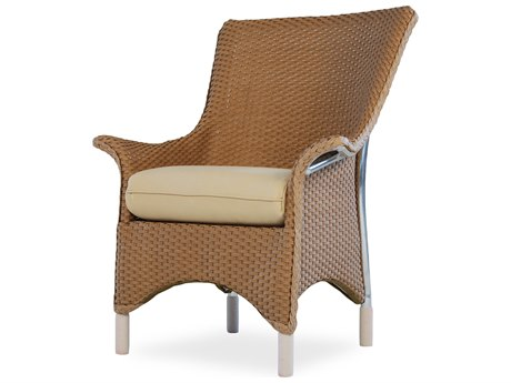 Lloyd Flanders Mandalay Wicker Dining Chair