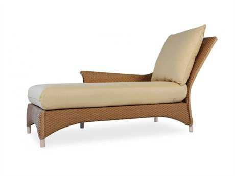 Lloyd Flanders Mandalay Right Arm Chaise Replacement Cushions