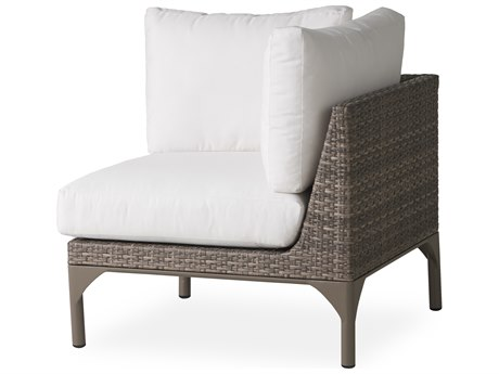 Lloyd Flanders Martinique Corner Lounge Chair Set Replacement Cushions