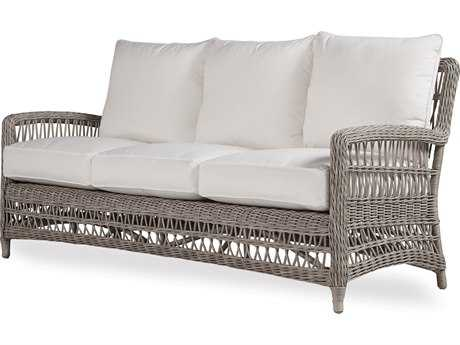 Lloyd Flanders Mackinac Wicker Sofa