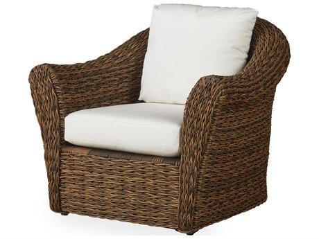 Lloyd Flanders Cayman Wicker Lounge Chair