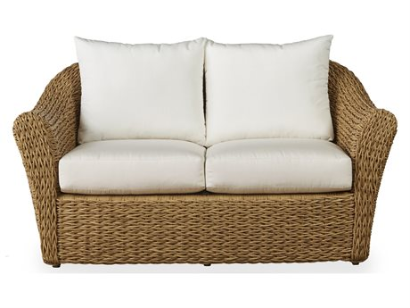 Lloyd Flanders Cayman Wicker Loveseat