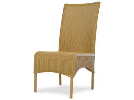 Lloyd Flanders Dining & Accessories Wicker High Back Dining Chair