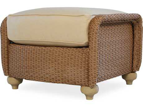 Lloyd Flanders Oxford Ottoman Replacement Cushions