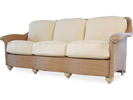 Lloyd Flanders Oxford Wicker Sofa PatioLiving