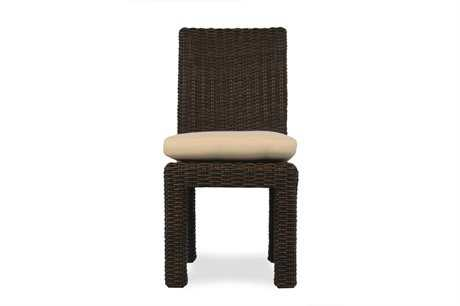 Lloyd Flanders Mesa Replacement Cushion for Armless Dining Chair