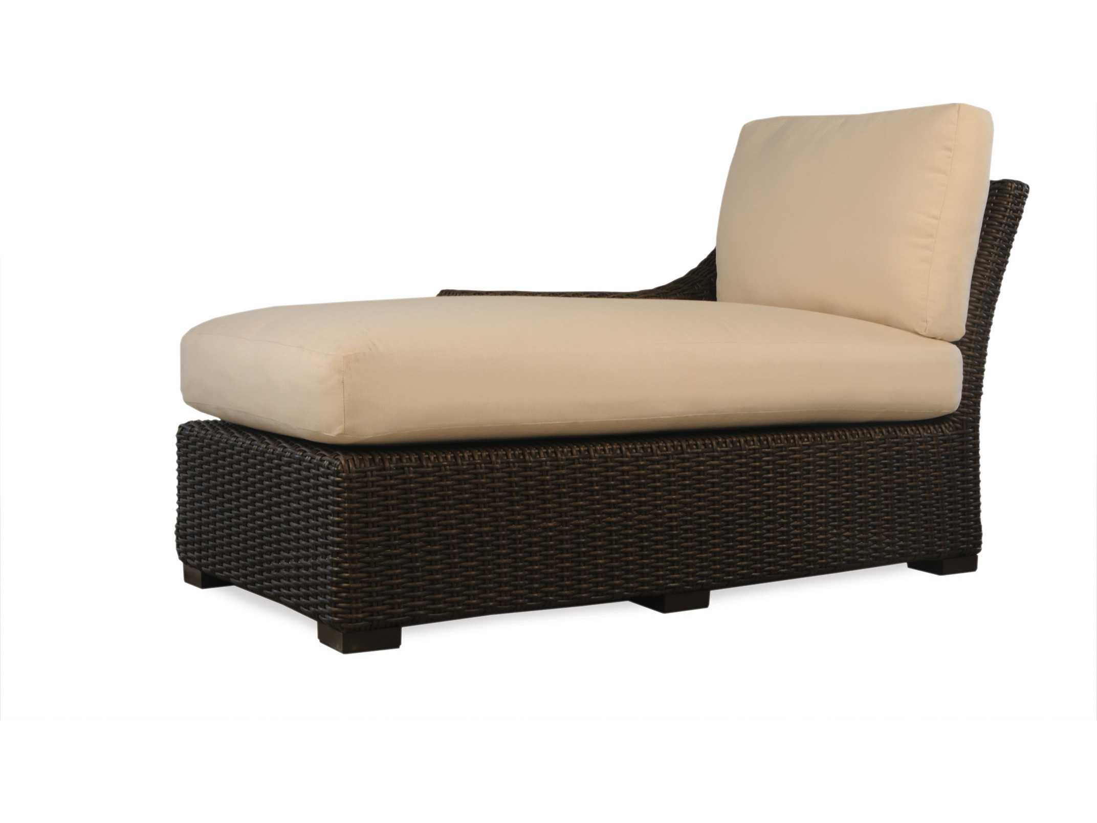 lloyd flanders mesa wicker right arm chaise lounge 298025. Black Bedroom Furniture Sets. Home Design Ideas