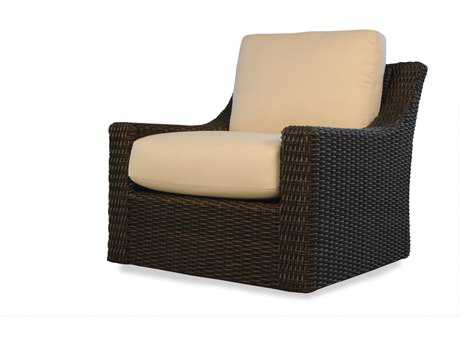 Lloyd Flanders Mesa Wicker Glider Lounge Chair
