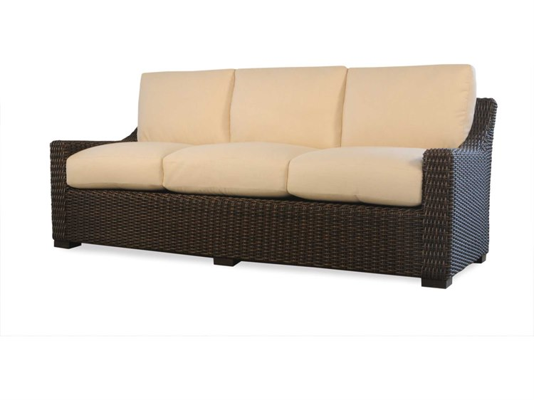Lloyd Flanders Mesa Wicker Sofa