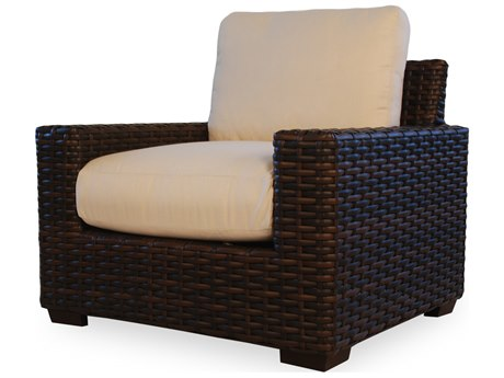 Lloyd Flanders Contempo Wicker Lounge Chair