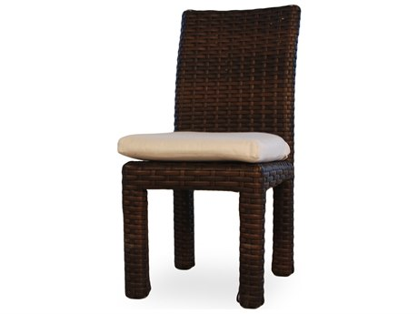 Lloyd Flanders Contempo Wicker Dining Side Chair