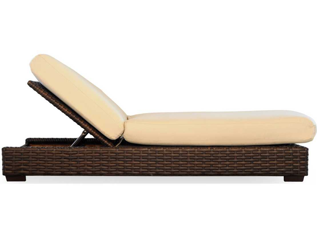 lloyd flanders contempo wicker pool chaise lounge 38023