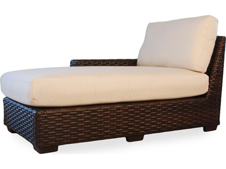 Lloyd Flanders Contempo Wicker Right Arm Chaise