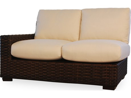 Lloyd Flanders Contempo Wicker Right Arm Loveseat