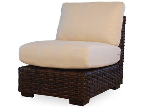 Lloyd Flanders Contempo Wicker Side Lounge Chair