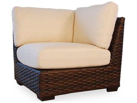 Lloyd Flanders Contempo Wicker Corner Sectional