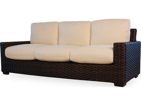 Lloyd Flanders Contempo Wicker Sofa LF38055