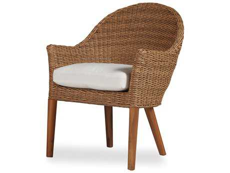 Lloyd Flanders Tobago Dining Arm Chair