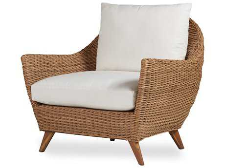 Lloyd Flanders Tobago Wicker Lounge Chair