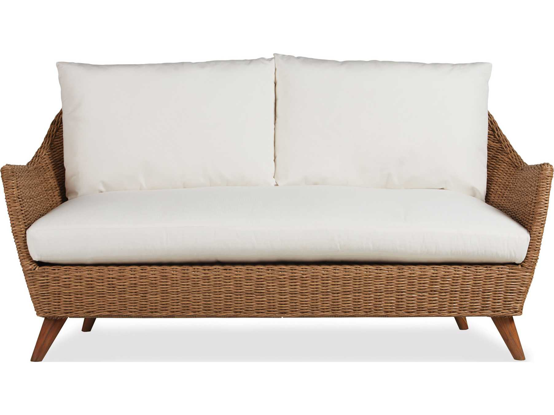 Lloyd Flanders Tobago Wicker Loveseat 426050