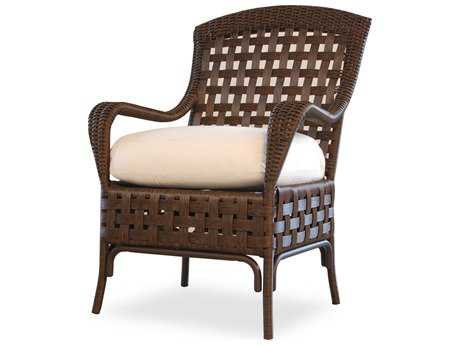 Lloyd Flanders Haven Wicker Dining Arm Chair