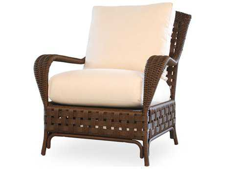 Lloyd Flanders Haven Wicker Lounge Chair