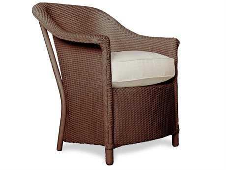 Lloyd Flanders Crofton Wicker Dining Chair