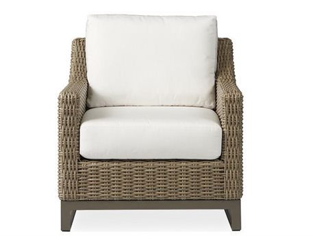 Lloyd Flanders Milan Wicker Lounge Chair