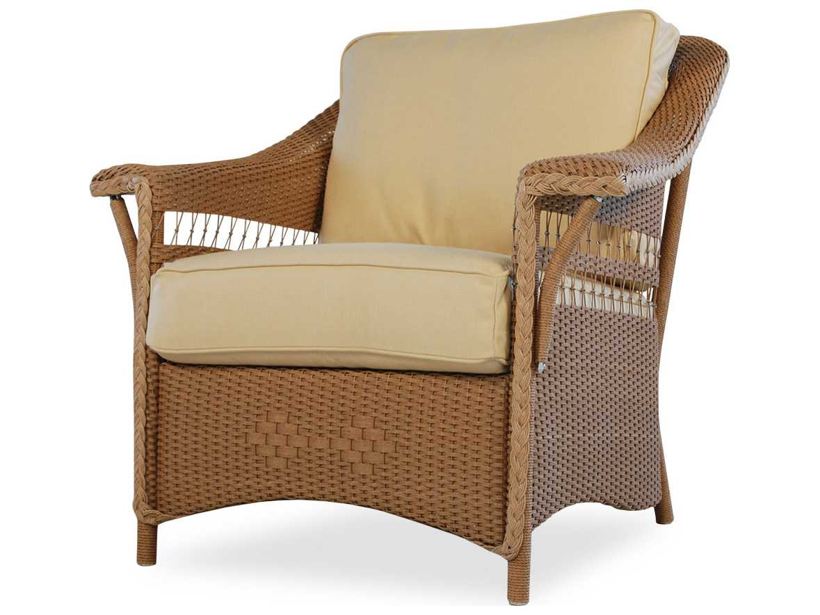 Lloyd Flanders Nantucket Replacement Chair Seat Patio