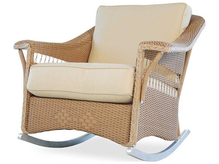Lloyd Flanders Nantucket Rocker Lounge Chair Replacement