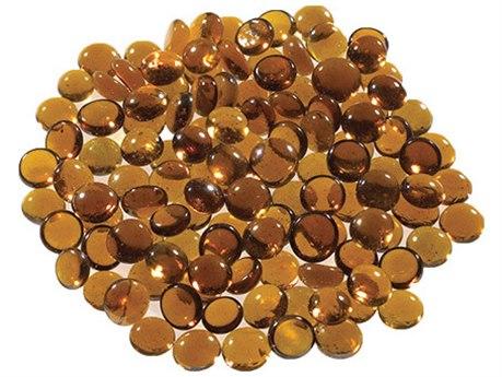 Lloyd Flanders Liquid Glass Beads Tequilla Amber / Gold