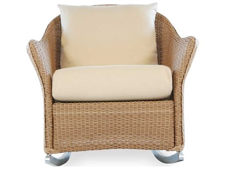 Lloyd Flanders Weekend Retreat Rocker Lounge Chair Replacement Cushions