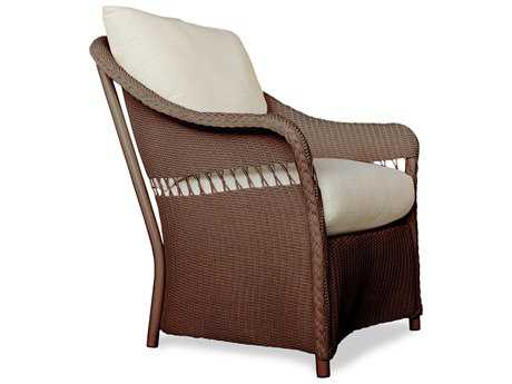 Lloyd Flanders Freeport Wicker Lounge Chair