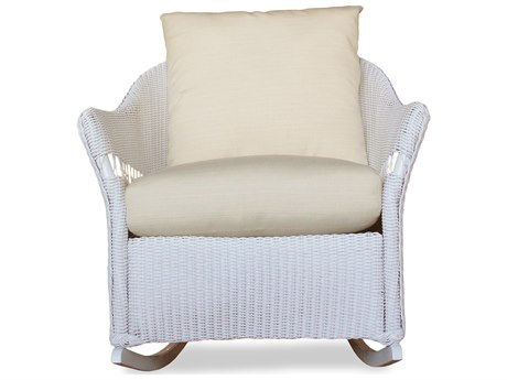 Lloyd Flanders Freeport Wicker Lounge Rocker