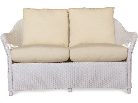 Lloyd Flanders Freeport Wicker Loveseat