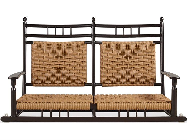 Lloyd Flanders Low Country Aluminum Porch Swing