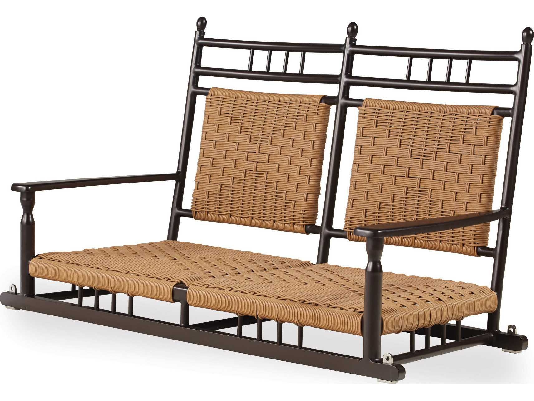 Lloyd Flanders Low Country Aluminum Porch Swing 77019