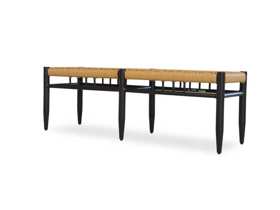 Lloyd Flanders Low Country Replacement Cushion For Long Bench 77037ch