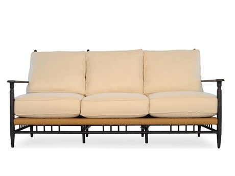 Lloyd Flanders Low Country Sofa