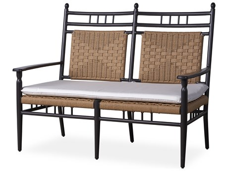 Lloyd Flanders Low Country Loveseat Replacement Seat Cushion PatioLiving