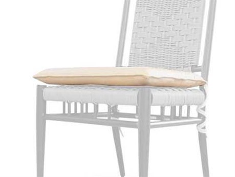Lloyd Flanders Low Country Aluminum Bar Stool Patio Cushion
