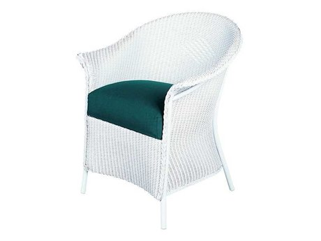 Lloyd Flanders Dining & Accessories Wicker Dining Arm Chair